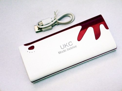 Power Bank UKC 20000 mAh на 3 USB