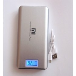 Power Bank Xiaomi 28800 mAh корпус металл