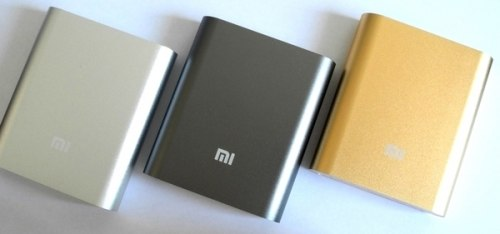 Power Bank Xiaomi 10400 mAh Xiaomi