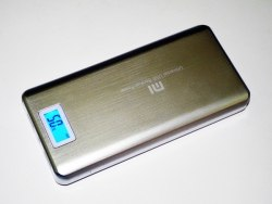 Power Bank Xiaomi 20800 mAh с экраном