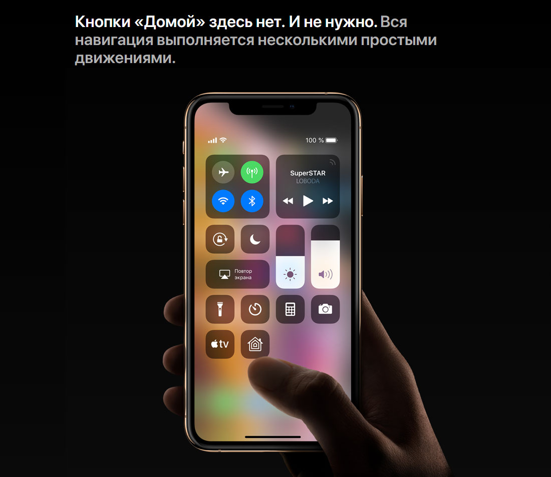 копия iPhone Xs Max Black