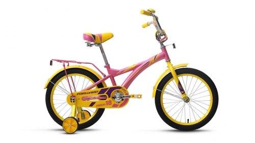 Велосипед детский Forward Crocky 18 girl (2017)