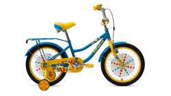 Велосипед детский Forward Funky 18 (2018)