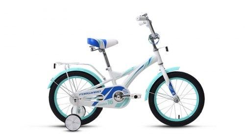 Велосипед детский Forward Crocky 16 girl (2017)