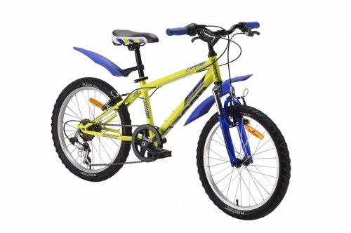 Велосипед Racer Turbo 20 2.0 (зеленый)