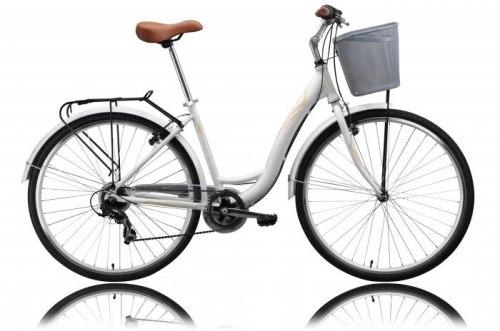 Велосипед Smart Tempo CTB 28 (Белый)