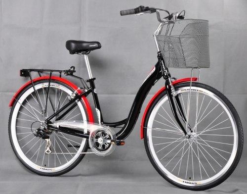 Велосипед Smart Tempo CTB 28 (Чёрный)