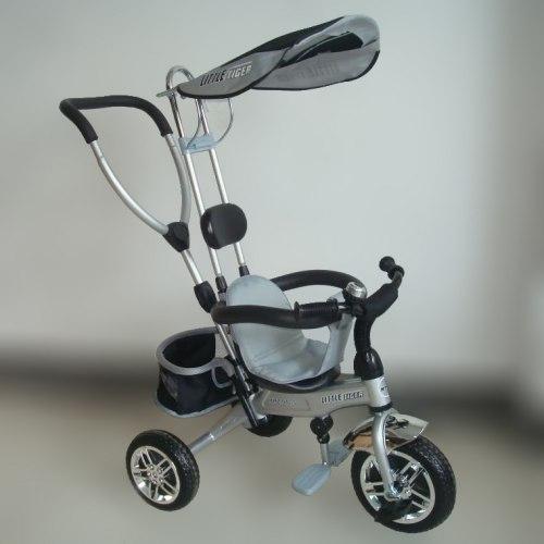 Велосипед детский Little Tiger XHZ-970-5 (управляшка)