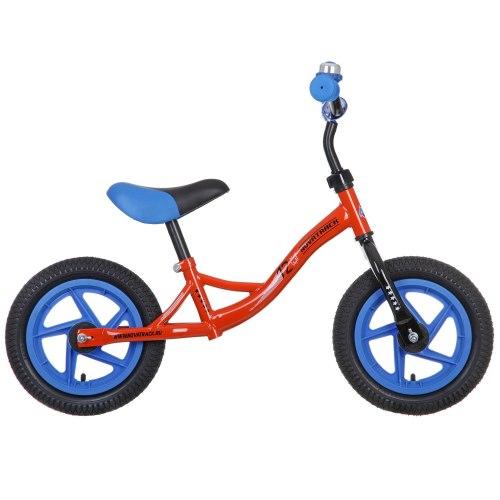 Велобег Novatrack Magic 12 (оранжевый)