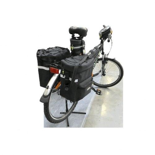 Велосумка Course на багажник СИТИ 23л