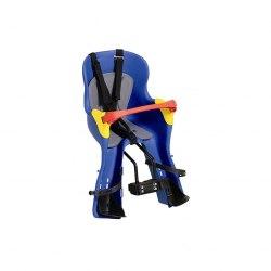 Кресло велосипедное детское HTP KIKI TS (синий)