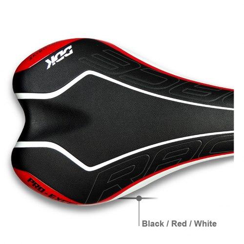 Седло DDK DDK 5051 PRO (чёрный/белый/красный)