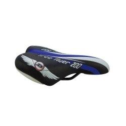 Седло DDK 1216 (чёрный/синий)