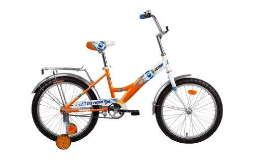 Велосипед детский Altair City Boy 16