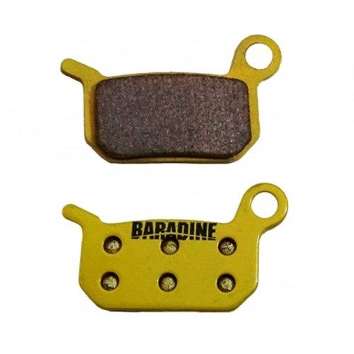 Колодки тормозные Baradine DS-16 S (Formula)