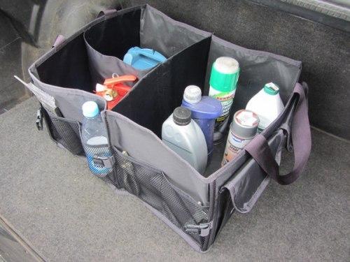 Органайзер Zubrava для автомобиля в багажник