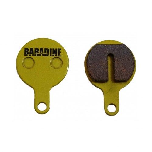 Колодки тормозные Baradine DS-46 S (Tektro)