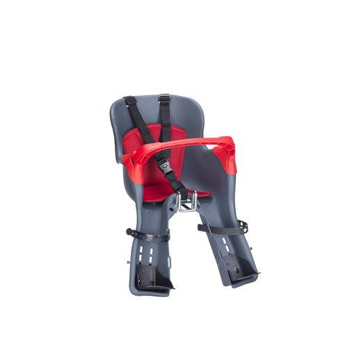 Кресло велосипедное детское HTP KIKI TS (темно-серый)