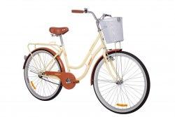 Велосипед Aist Avenue 1.0 (бежевый)