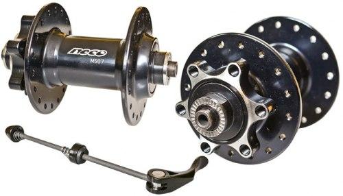Втулка переднего колеса Neco MS07