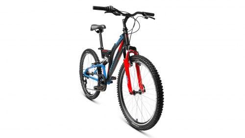 Велосипед Forward Raptor 24 1.0 (2018)