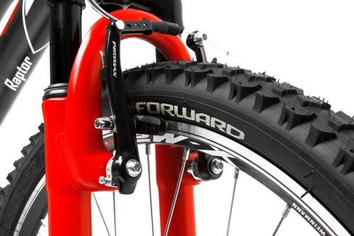 Велосипед Forward Raptor 24 2.0 (2018)