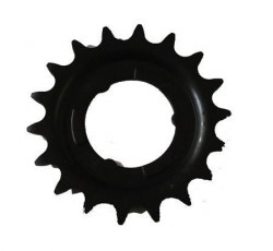Звезда задняя Shimano 19Т(2.3мм), черная