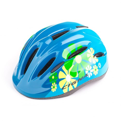 Шлем велосипедный детский Cigna WT-024 (чёрный/синий)