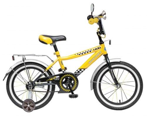 Велосипед детский Novatrack Taxi 20