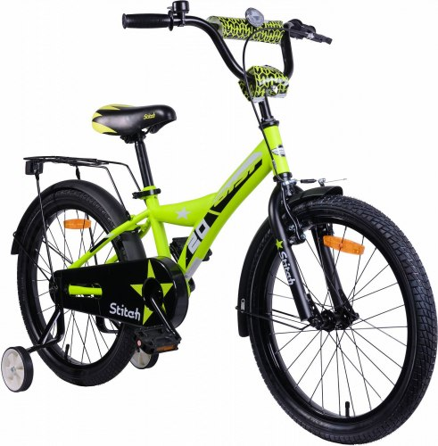 Велосипед детский Aist Stich 20