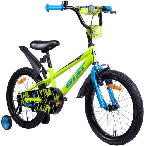 Велосипед детский Aist Pluto 18 (2019)