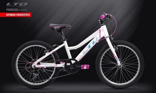 Велосипед LTD Princess 20 (2019)