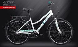 Велосипед LTD Cruiser 640 Lady White (2019)