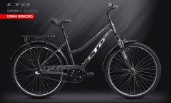 Велосипед LTD Cruiser 640 Lady Graphite (2019)