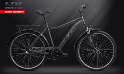 Велосипед LTD Cruiser 640 Graphite (2019)