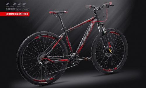 """Велосипед LTD Gravity 980 XT 29"""" (2019)"""