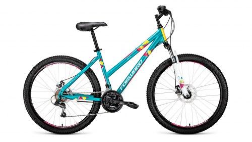 Велосипед Forward Iris 26 2.0 disc (2019)