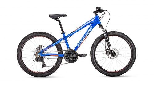 Велосипед Forward Twister 24 2.0 disc (2019)
