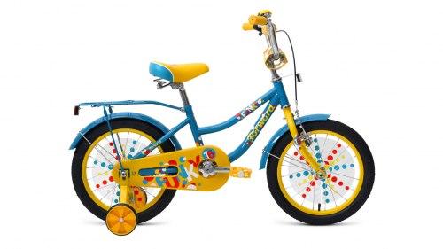 Велосипед детский Forward Funky 16 (2019)