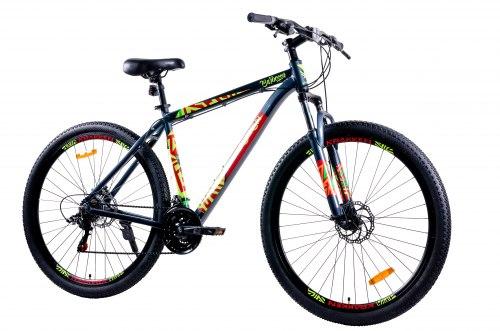 Велосипед Krakken Barbossa 29 черно-красный