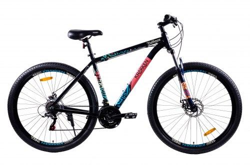 Велосипед Krakken Barbossa 29 (Чёрный)
