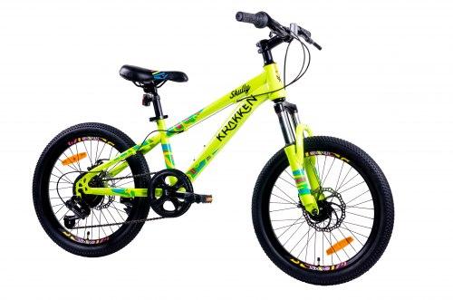 Велосипед Krakken SKULLY