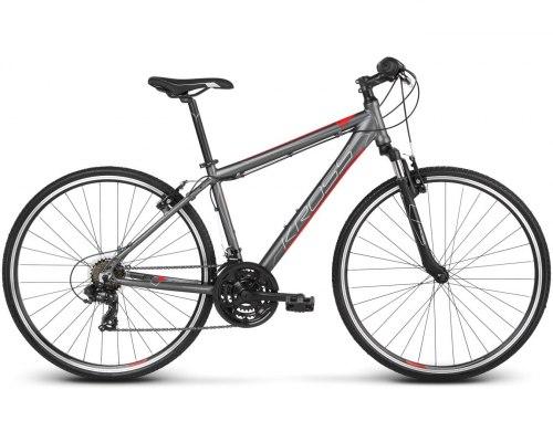Велосипед Kross Evado 1.0 (графит, 2019)