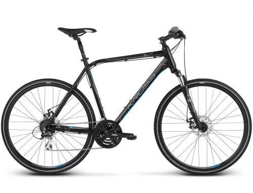 Велосипед Kross Evado 4.0 (чёрный, 2019)