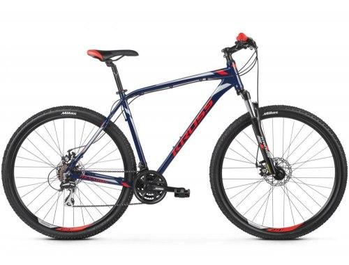 Велосипед Kross Hexagon 4.0 29 2019 (синий)