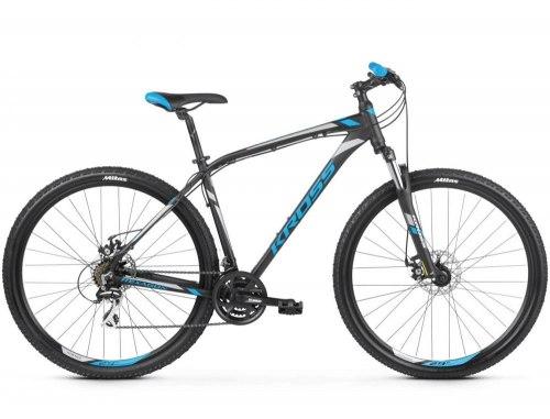 Велосипед Kross Hexagon 4.0 29 2019 (черный)