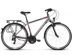 Велосипед Kross Trans 1.0 2019 (графит)