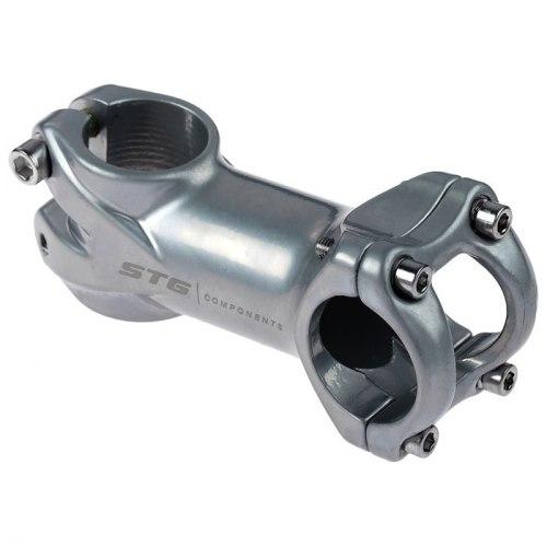 Вынос руля Zoom TDS-C41 L-60мм серебристый