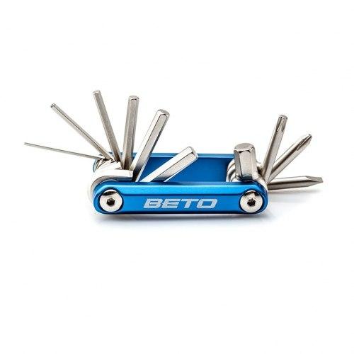 Складной набор ключей BETO BT-337