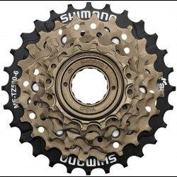 Трещотка Shimano TZ500, 6ск, 14-28